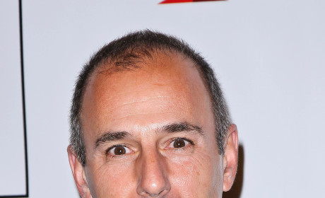 Matt Lauer on Al Roker Shenanigans, Today Show Ratings: No Worries!