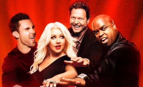 The Voice Recap: Everybody Loves Christina Aguilera