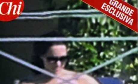 Kate Middleton is Topless