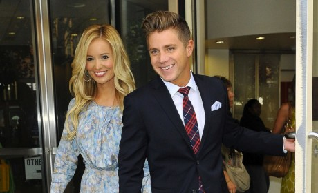 Emily Maynard GUSHES Over Jef Holm