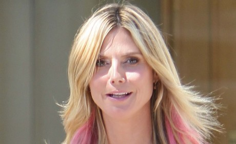 Heidi Klum Topless Photos to Lead to Lawsuit?