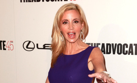 Camille Grammer to Kelsey: Just Shut Up Already!
