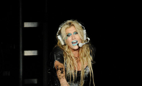 Ke$ha Teases New Album, Once Had Sex with a Ghost