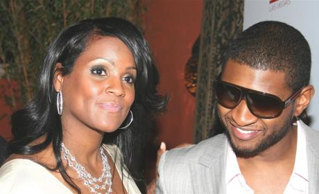 Usher to Tameka Foster: Move Out!