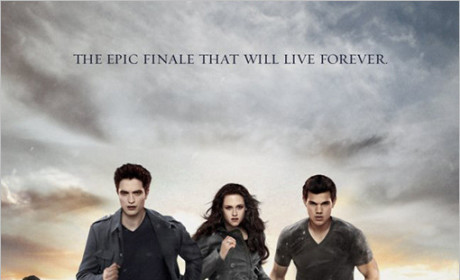 Breaking Dawn Part 2: The Final, Epic Poster
