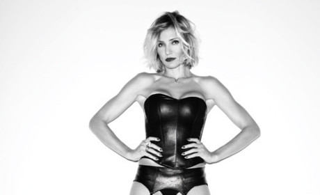 Cameron Diaz in Esquire: Holy Hotness!