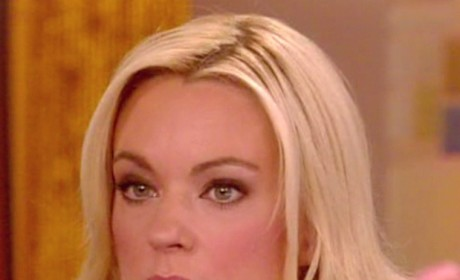 Kate Gosselin Angry
