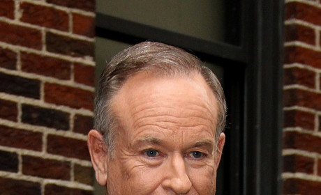 Bill O'Reilly in NYC