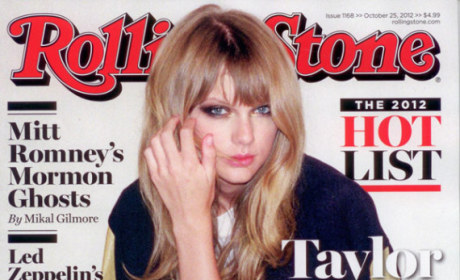 Taylor Swift Covers Rolling Stone, Denies Kidnapping of Conor Kennedy