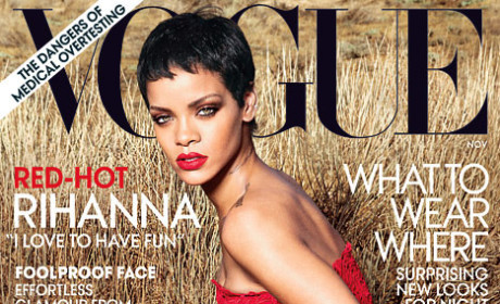 """Rihanna: Looking For Date With """"Ballsy"""" Guy, Conversation"""