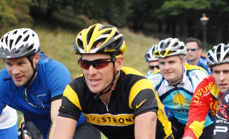 Lance Armstrong Fired from Nike, Steps Down as Charity Chairman