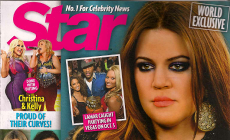 Khloe Kardashian and Lamar Odom Divorce Story