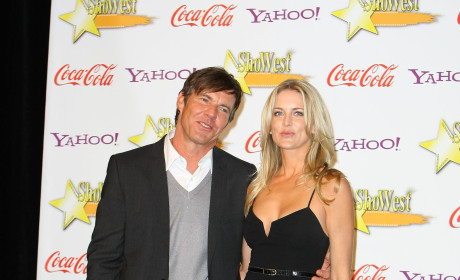 Dennis Quaid, Wife
