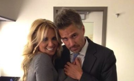 Britney Spears to Dump Jason Trawick ... as Conservator?