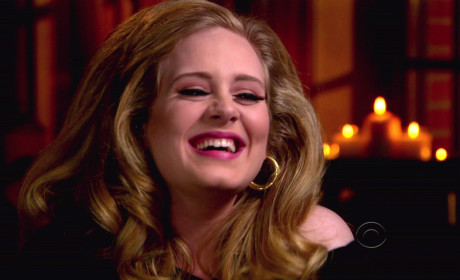 Happy Adele