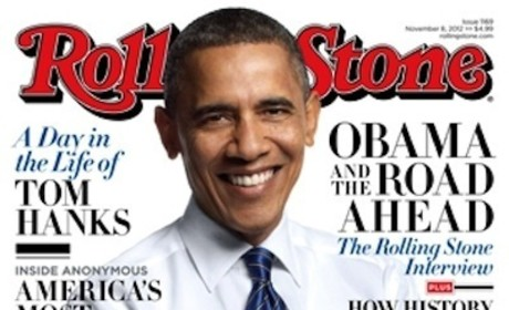 Barack Obama Rolling Stone Cover