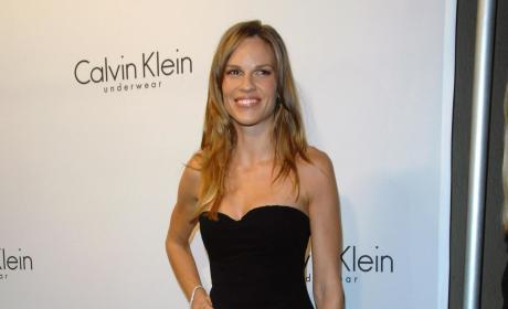Hilary Swank Talks About Her Divorce