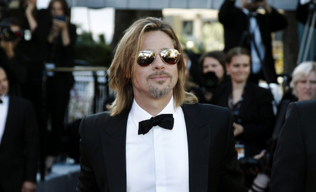 Brad Pitt Donates $100,000 in Name of Marriage Equality