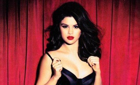 Selena Gomez Seduces in Glamour