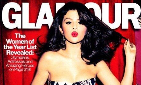 Selena Gomez for Glamour