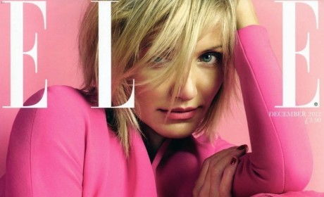 Cameron Diaz for Elle