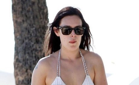 Rumer Bikini Photo