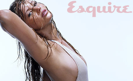 Jennifer Lawrence in Esquire