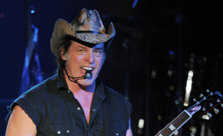 Ted Nugent to Attend State of the Union, Host Press Conference After