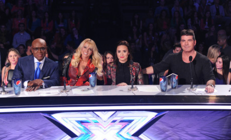 Which X Factor semifinal performance did you like best?