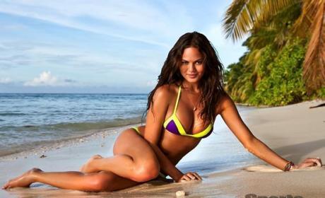 Chrissy Teigen Bikini Photos: THG Hot Bodies Countdown #47!