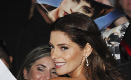Ashley Greene at Breaking Dawn Part 2 Premiere