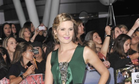 Maggie Grace at the Breaking Dawn 2 Premiere
