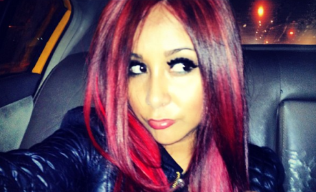 Snooki Red Hair