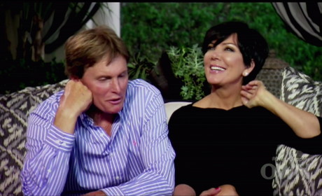 Jenner Divorce Rumors Denied, Laughed Off By Kris and Bruce