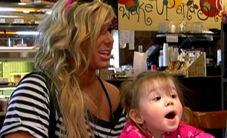 Chelsea and Aubree