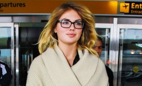Kate Upton in No Makeup