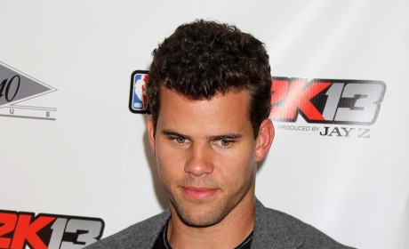 Kris Humphries on Kim Kardashian Nude in Paper: What Photos? I'm on ESPN!