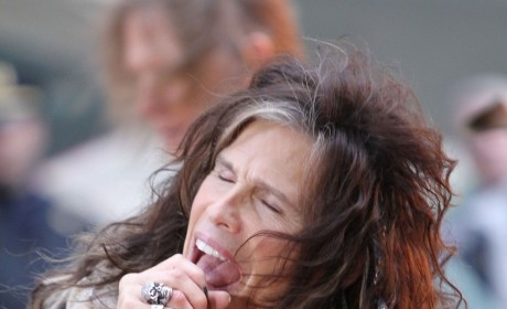 Steven Tyler on Today