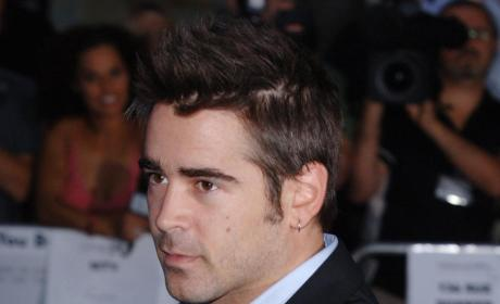 Colin Farrell is a One-Pump Chump