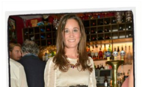 Is Pippa Middleton's skirt too high waisted?
