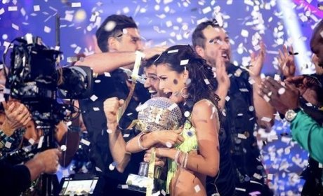 Melissa Rycroft, Dancing With the Stars Winner!