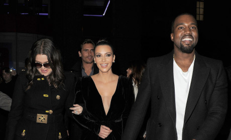 Kim Kardashian: PREGNANT With Kanye West's Baby!