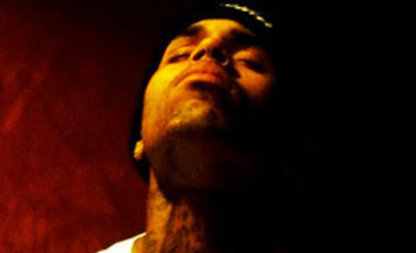 Chris Brown Meditates