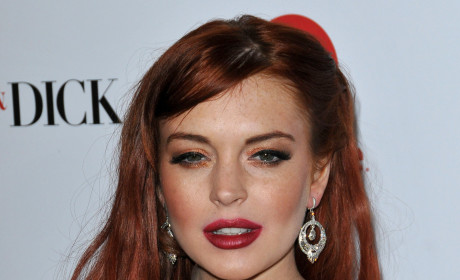 Lindsay Lohan: Charged With FOUR Crimes on Two Coasts, Rejected By Max George!