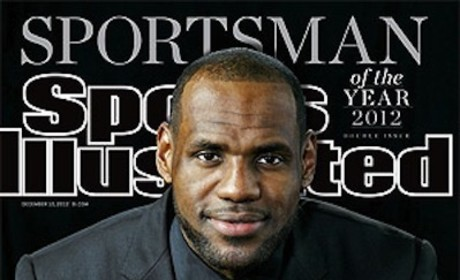 LeBron James Named Sports Illustrated Sportsman of the Year