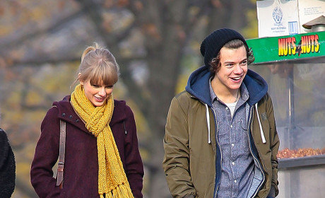 Taylor Swift and Harry Styles Break Up!