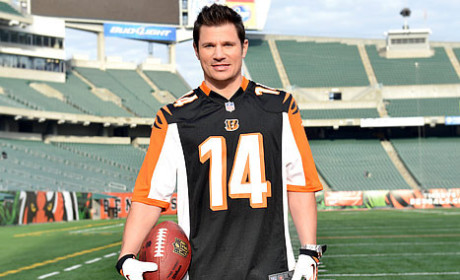 Nick Lachey Denies Choking, Cursing Out Chargers Fan