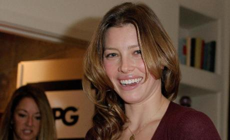 Jessica Biel Struts Hot Stuff for The Illusionist