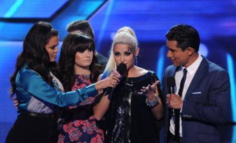 Do you agree with the X Factor Top 6 results?