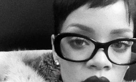 Rihanna, Glasses Photo